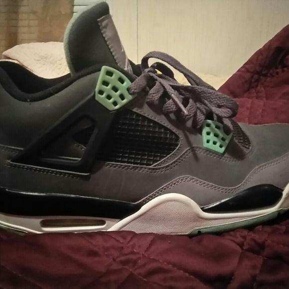 Jordan Shoes | Jordan 4 Mint Green Glow